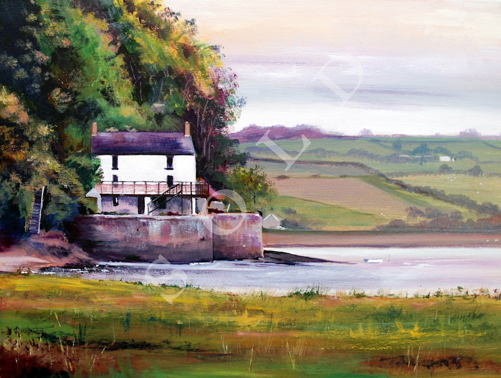 Boathouse, Laugharne