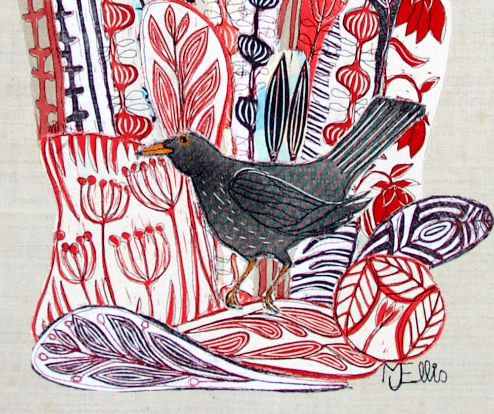 lino coll Blackbird fire signature