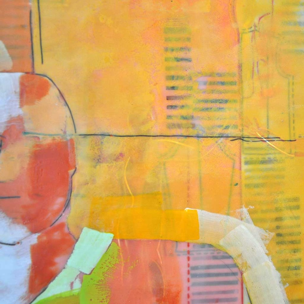 What's On His Mind detail 1