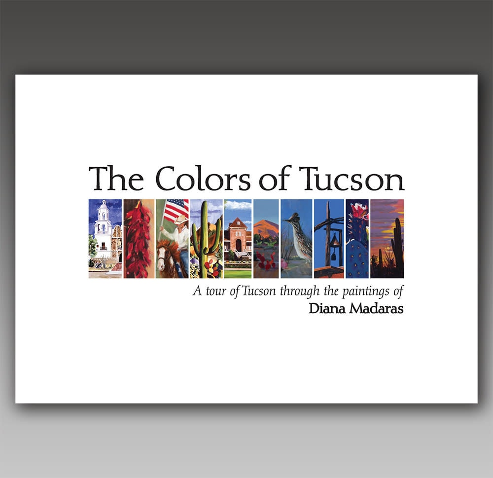 Colors Of Tucson Book
