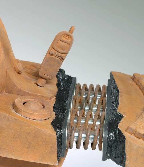 Hermaphroditic, Detail