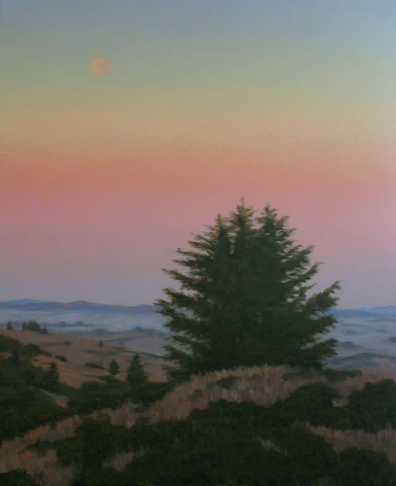 moonrise oceansong 20x24