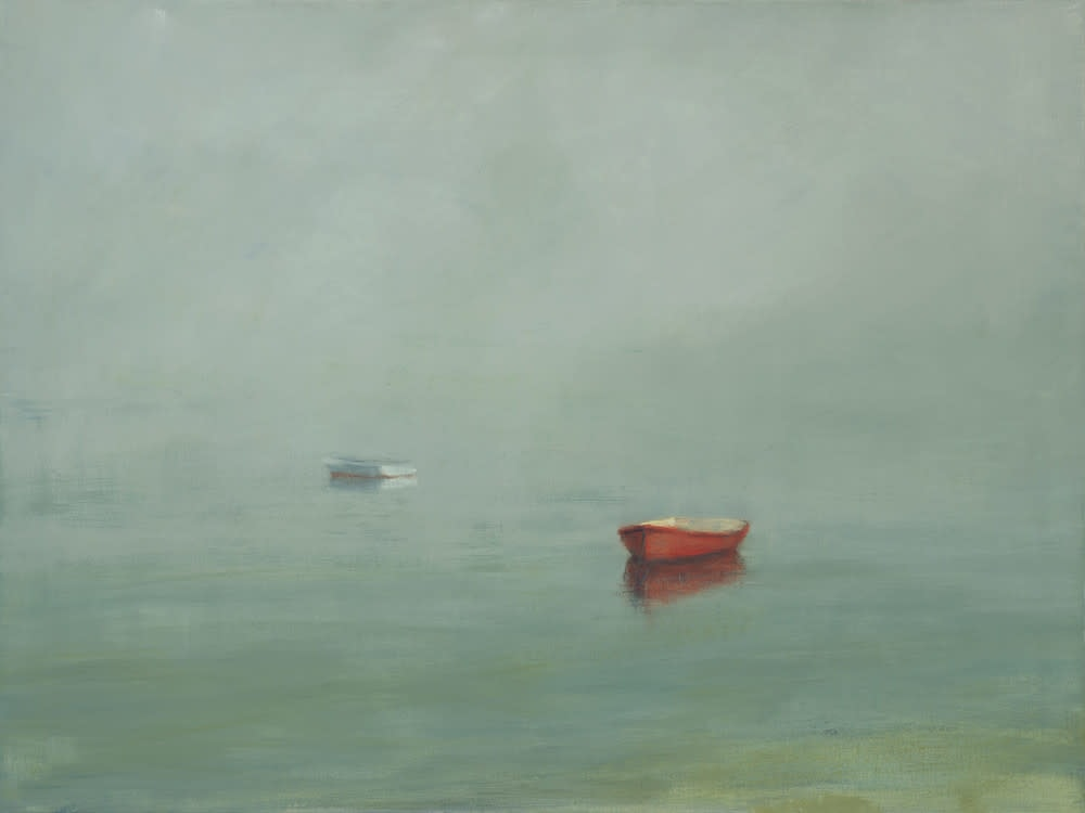 Red Dory in the Mist owna77