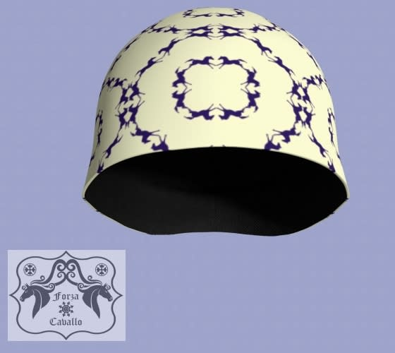 Classic Horse Beanie front
