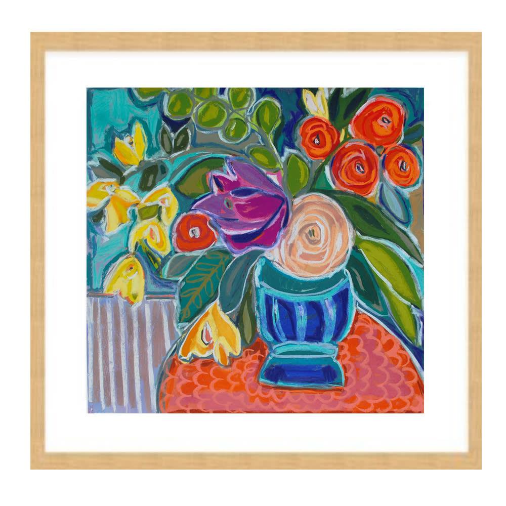 fioriframed