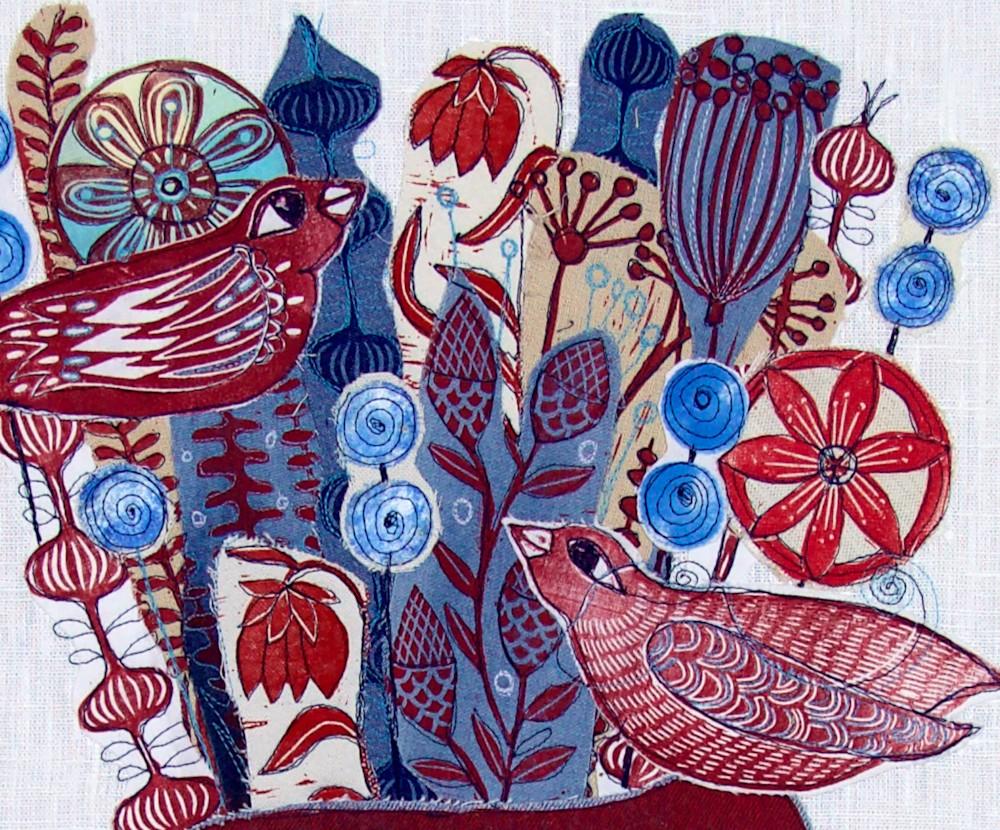 collage lino jeans jug detail
