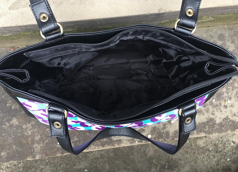 P YY Bag inside