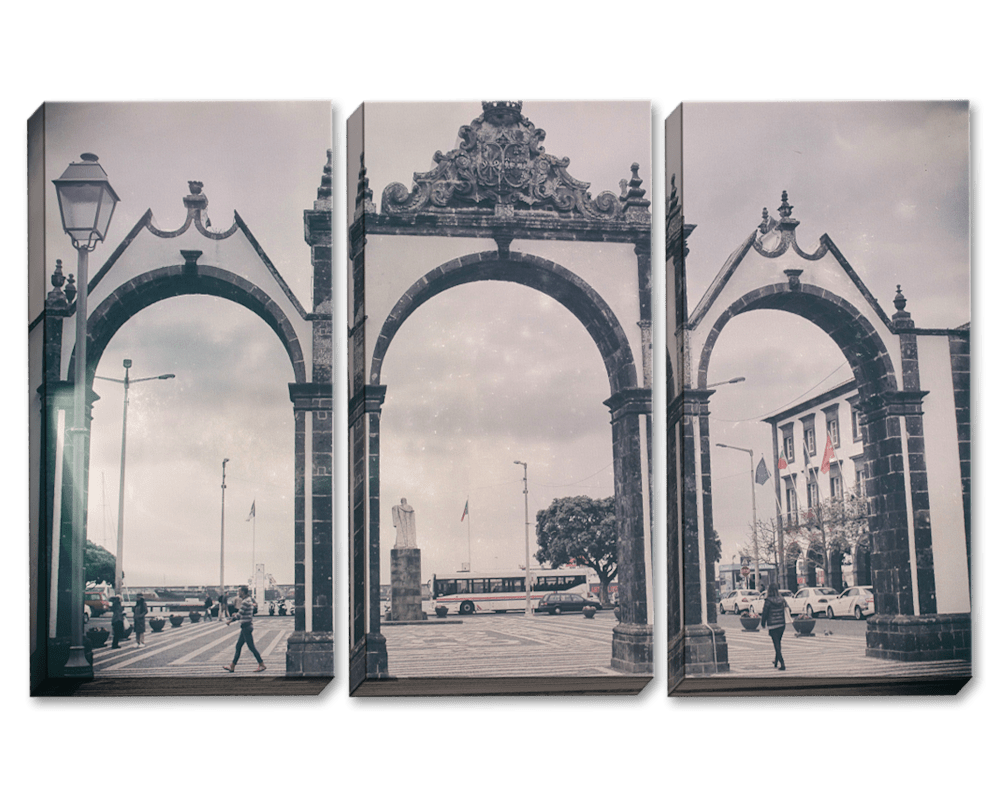 Underneath The Arches Triptych