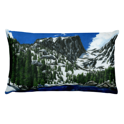 DreamLake Rectangle Pillow 20x12