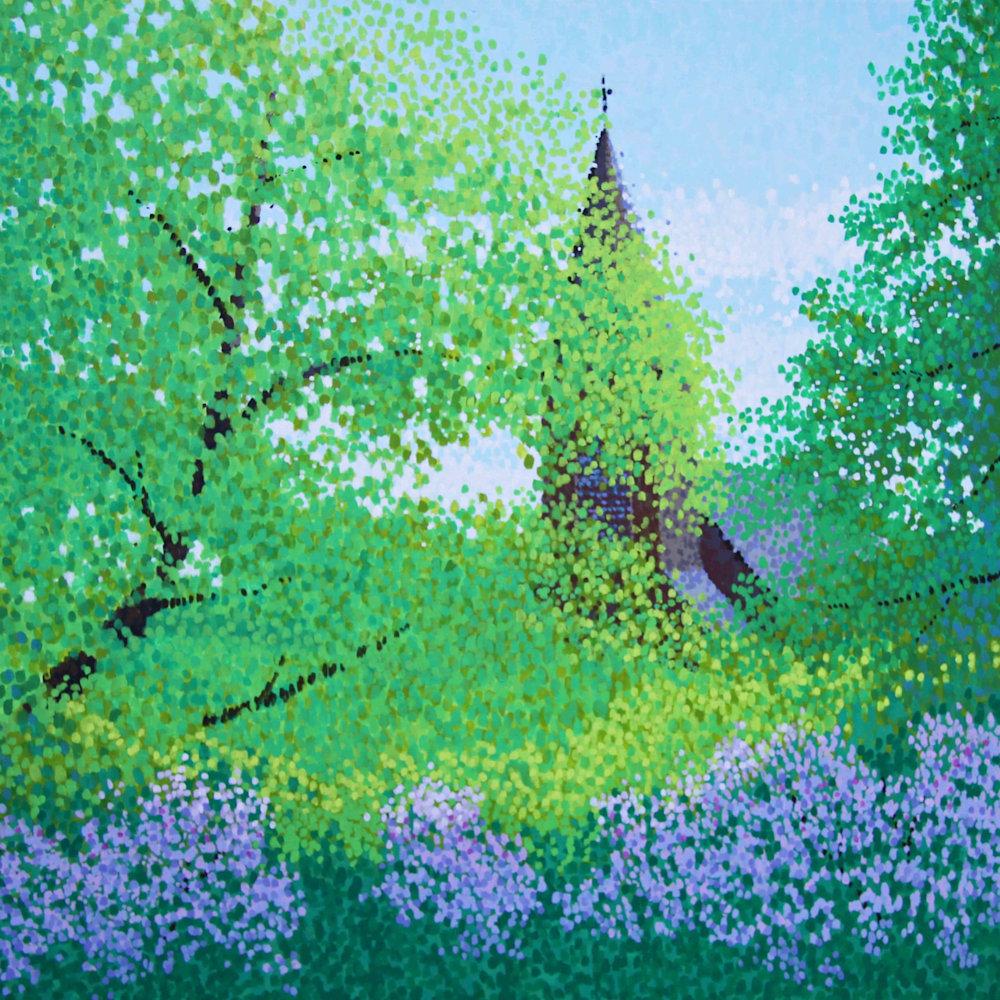 Lilacs and Wildwood1
