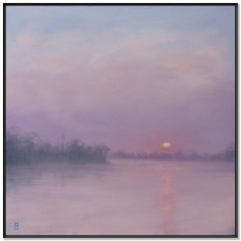 18 035 Eternal Song 36x36 Michael Orwick framed