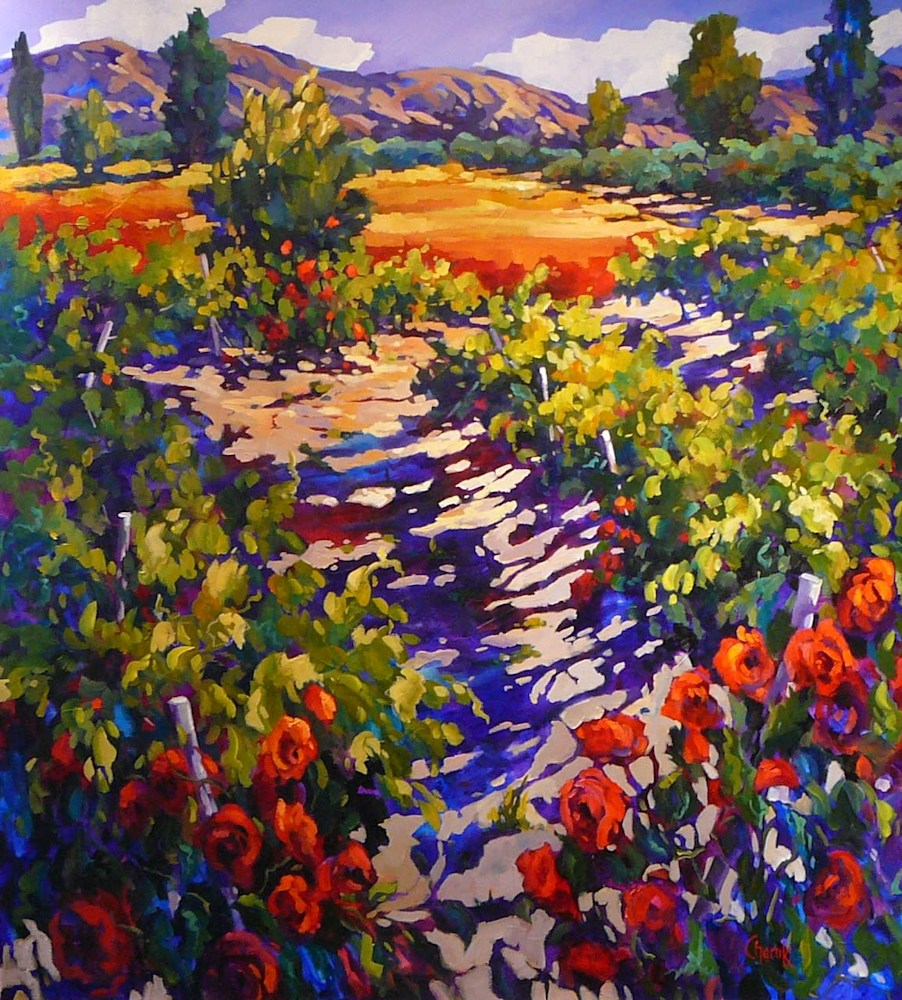 Days of Wine and Roses 52 x 48