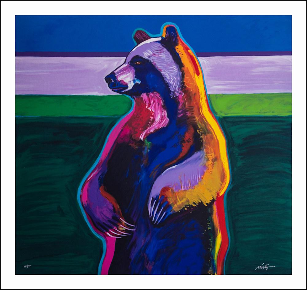 Standing Bear 31x33 NS
