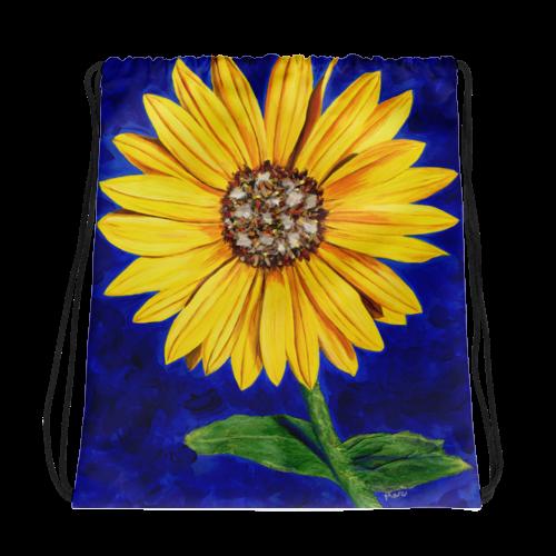 Sunflower Drawstring