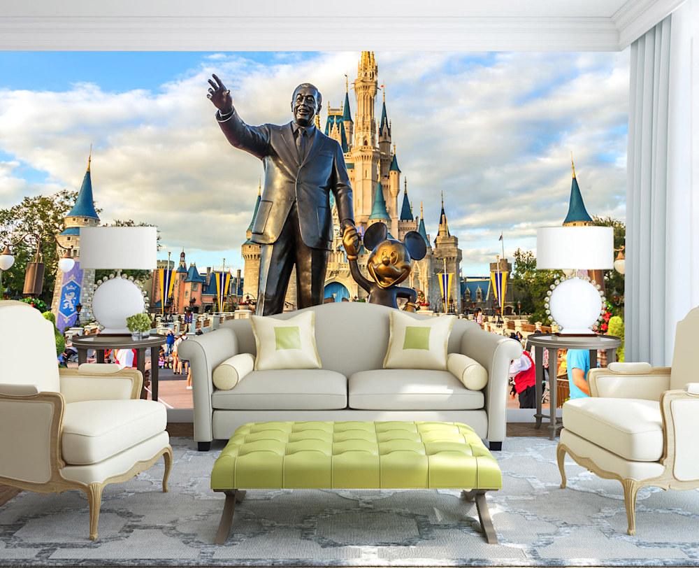 Walt and Mickey 1