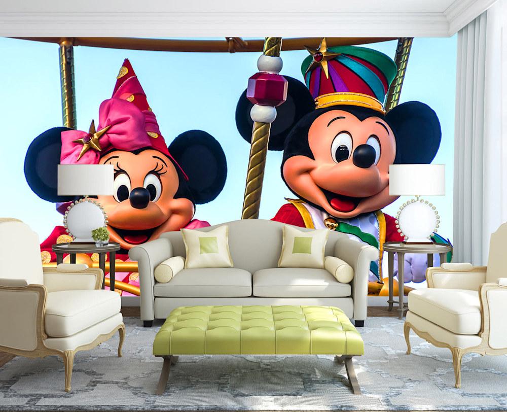 Festival of Fantasy Mickey and Minnie b