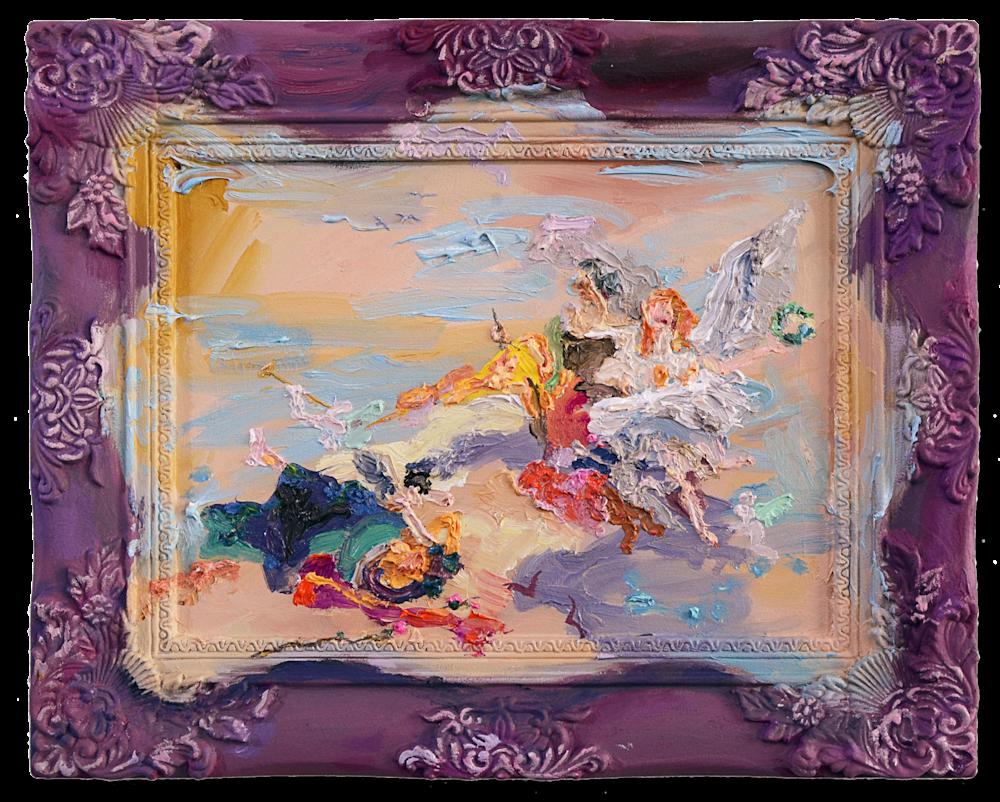 mckenzie purple tiepolo