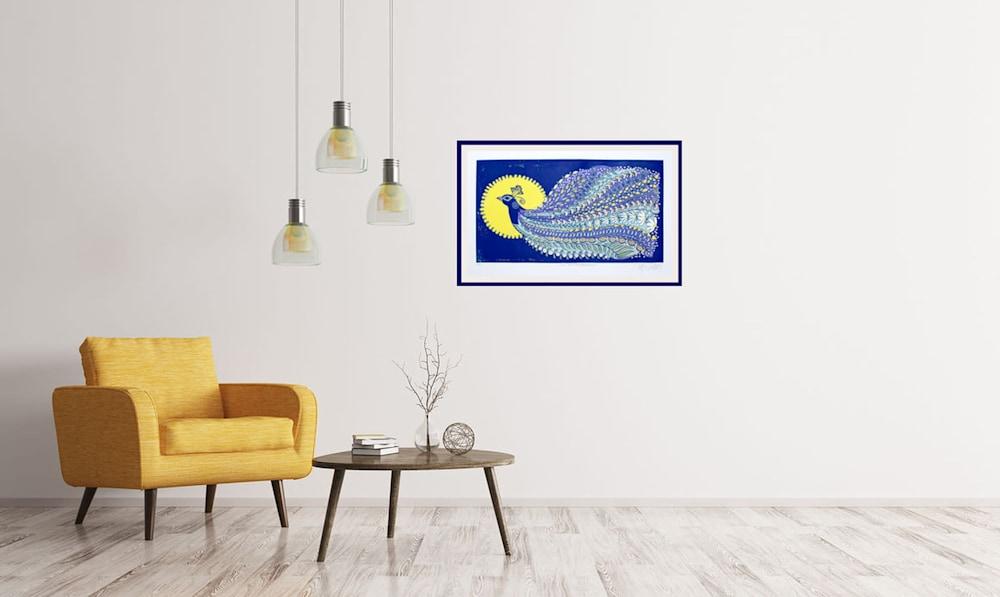 peacock interior