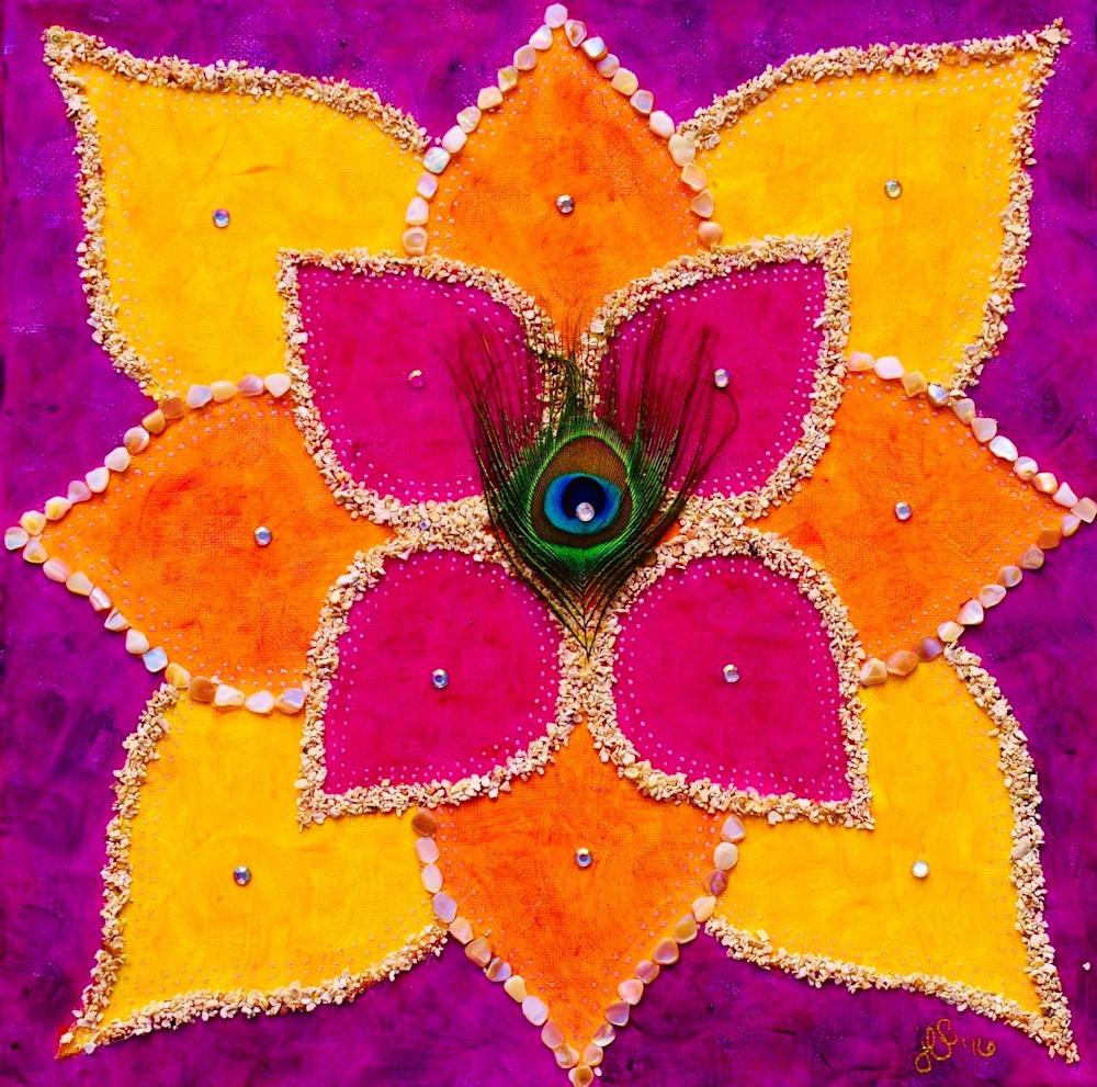 rsz purple lotus mandala