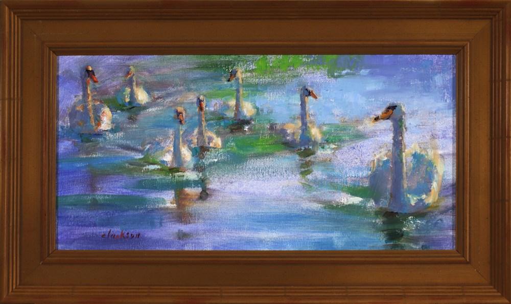 Wild Swans framed final