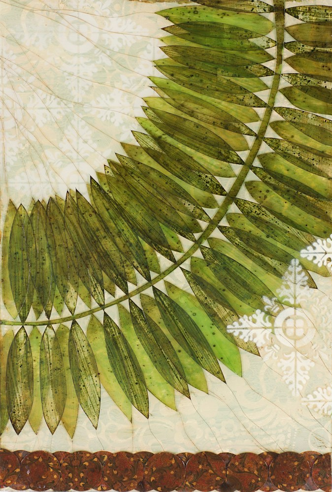Fern Green 12x18