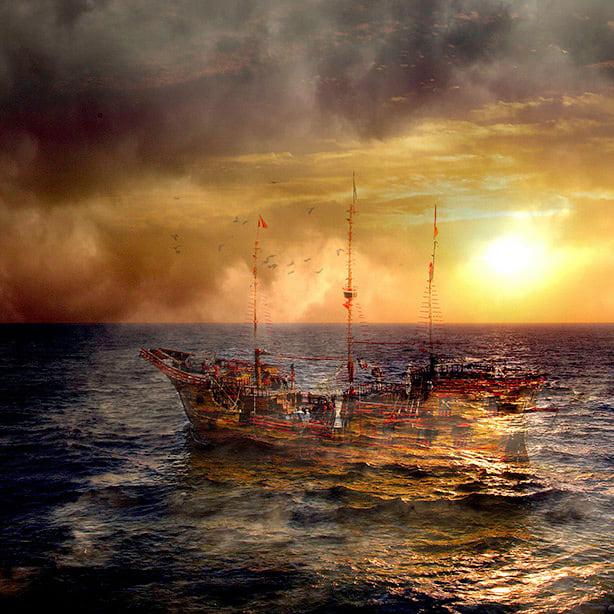 Ghost Ship LE