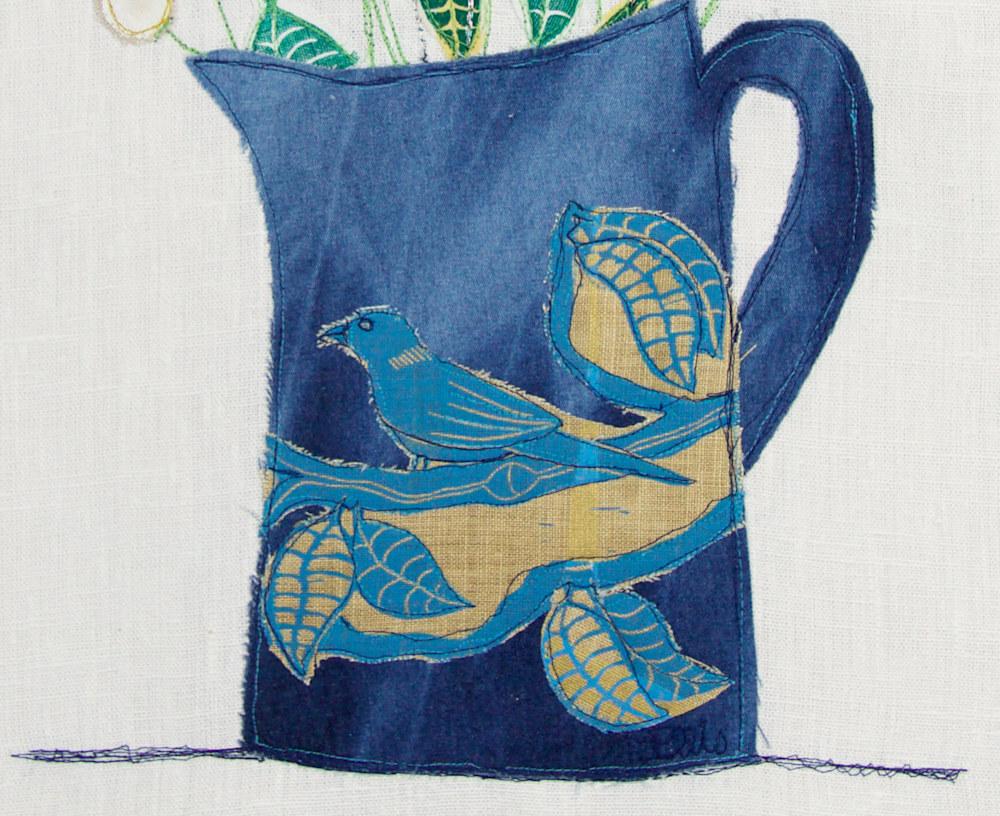 collage blue jug sm signature