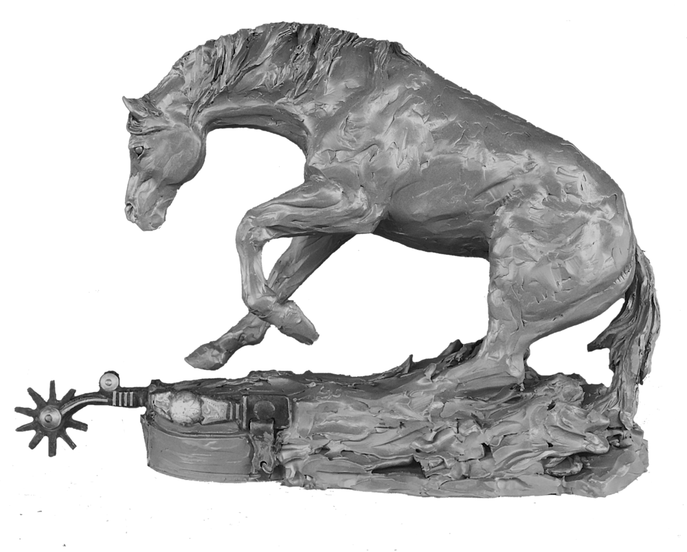 reining maquette