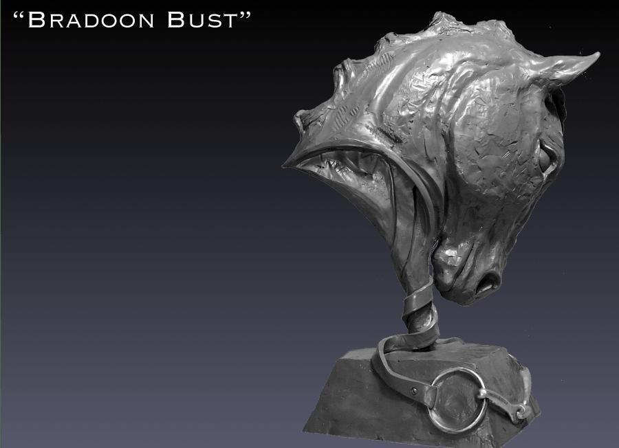 Bradoon Bust web