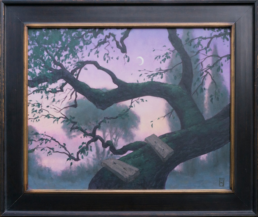 18 046 Eternal Heavens 24x30 Michael Orwick Framed