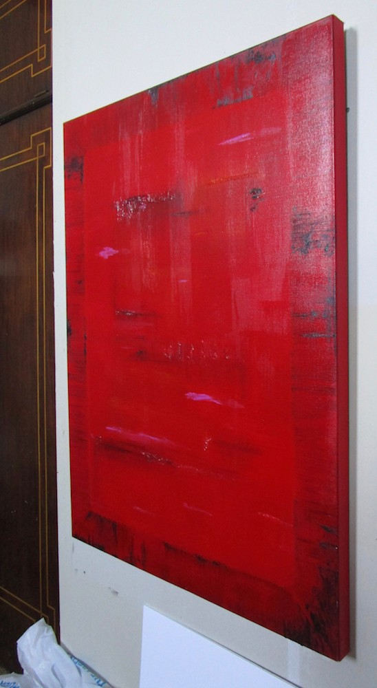 Zen Red facing lft