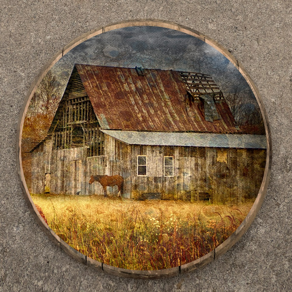 Shed Barrel Cover
