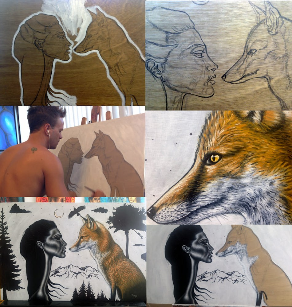 FoxCollage