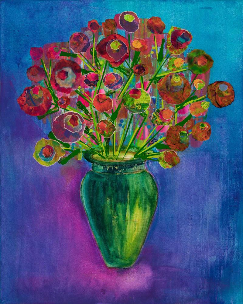 Amanda Slater 001 Summer Flowers 2