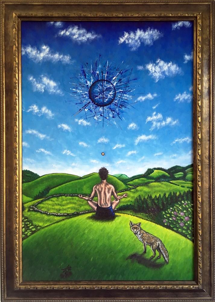 Convergence (framed)