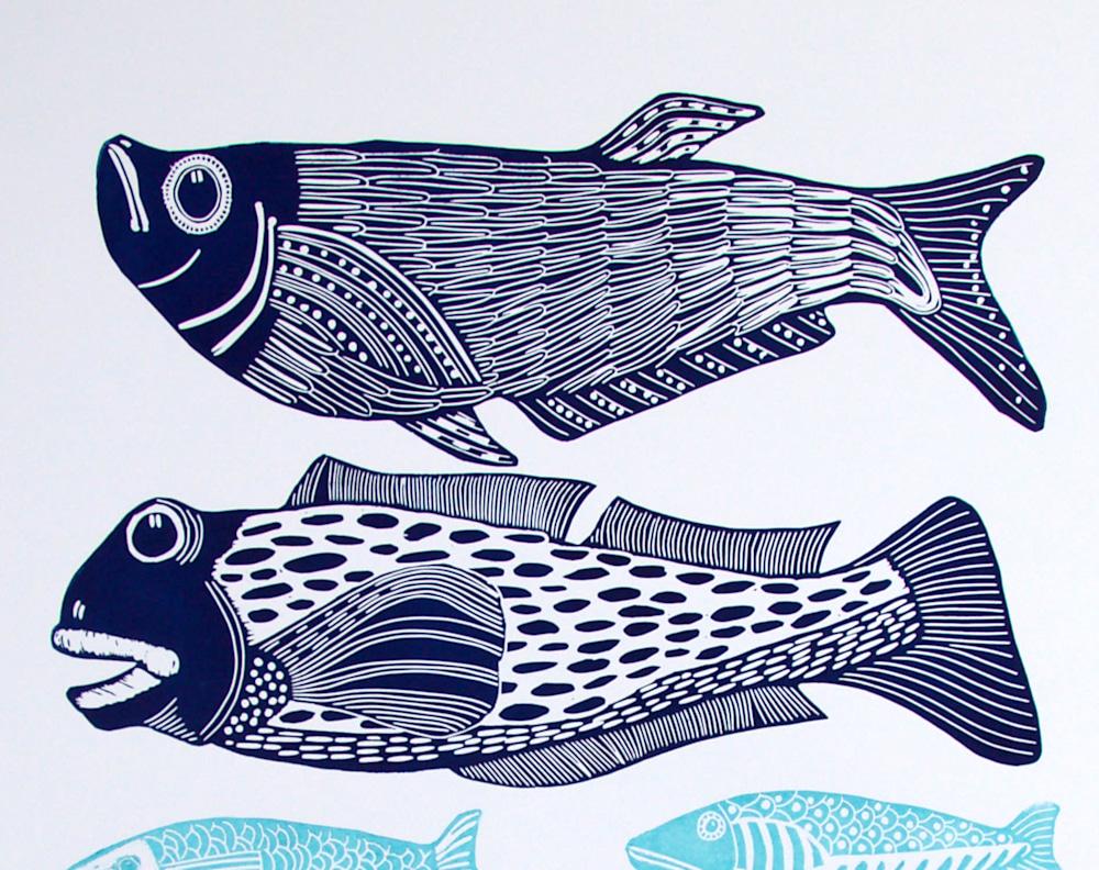 big fish mackrel top