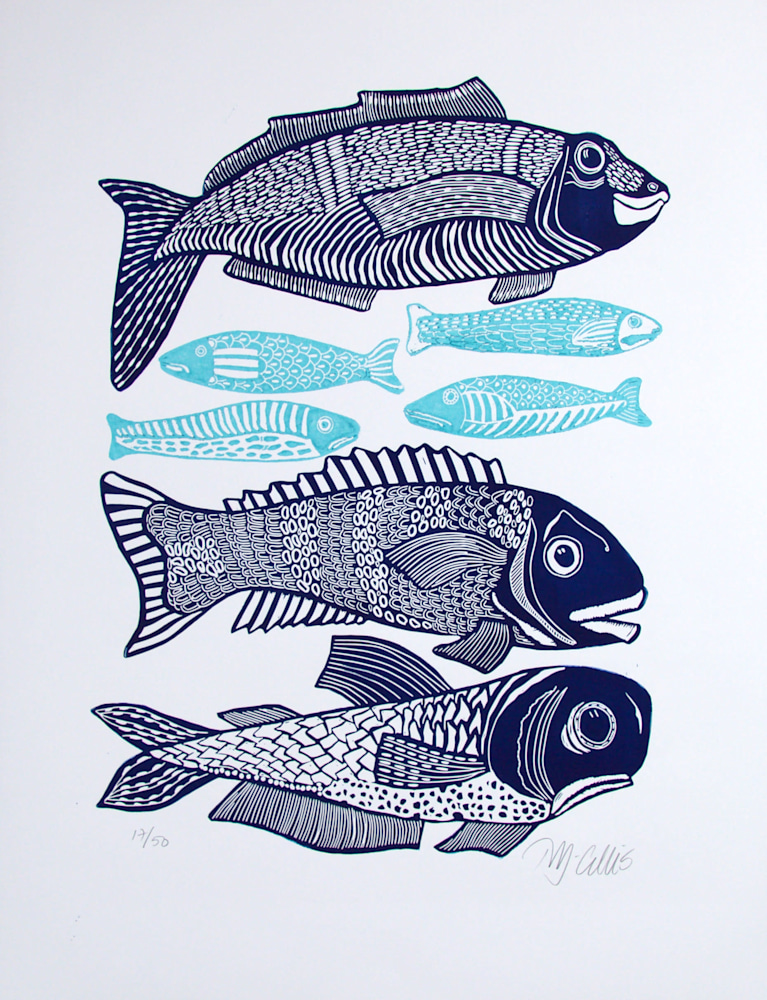 big fish salmon