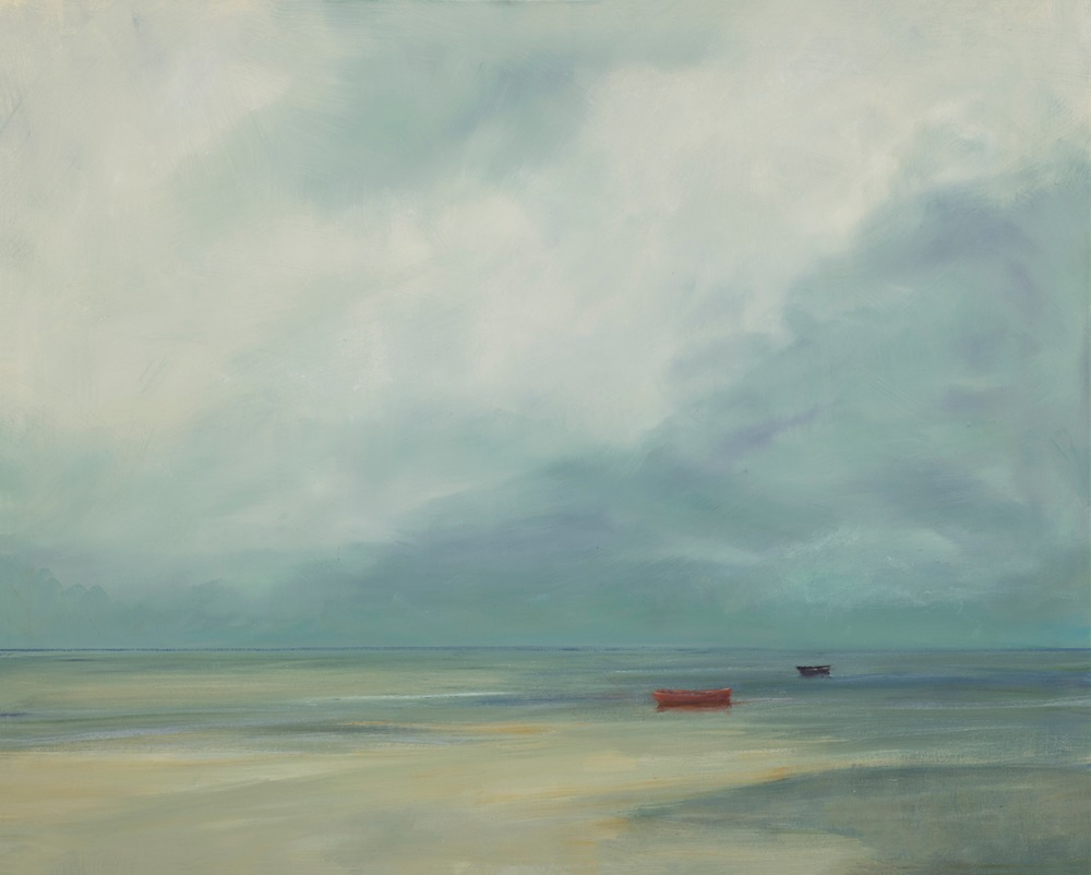 Two Boats 48 x 60