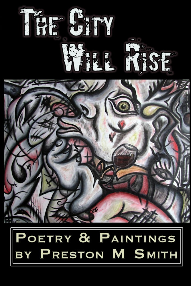 The City Will Rise Cover for Kindle