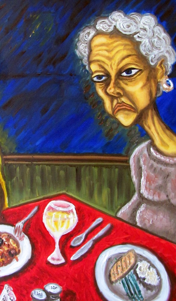 The Dining Dead(detail)