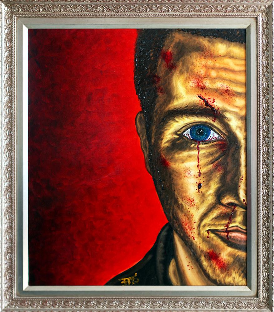 Murder (framed)
