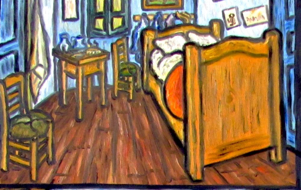 Van Gogh Miro Picasso and Presto2