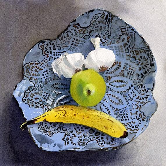 Sad Fruit 5 ETSY
