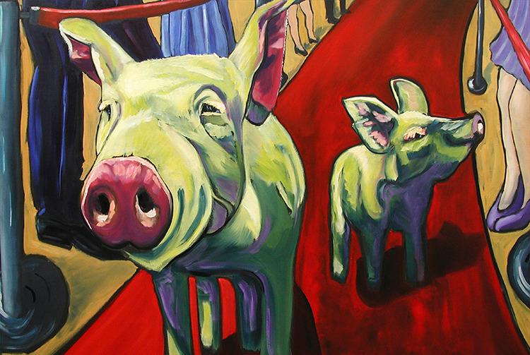 happy pigs WEB