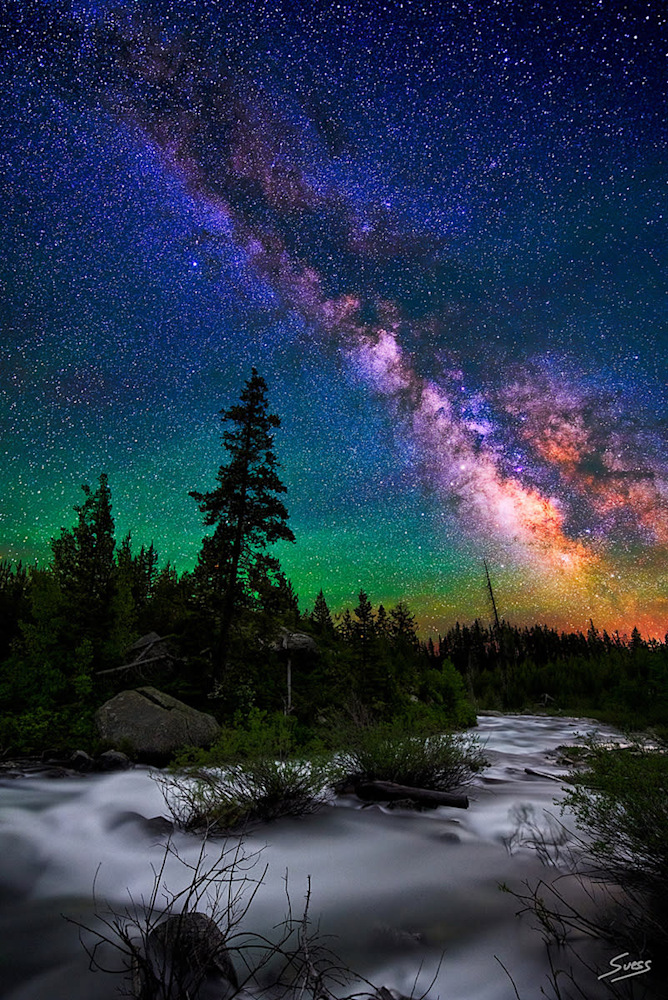 Milky Way over Milky Water 1200px