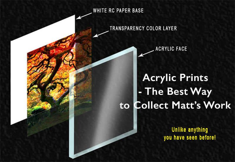 acrylic process