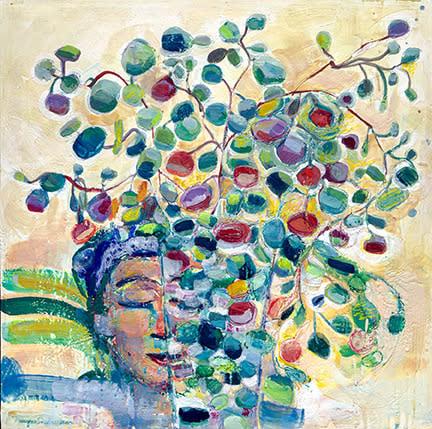 Radiant Woman 12 Eucalyptus Joys JP web