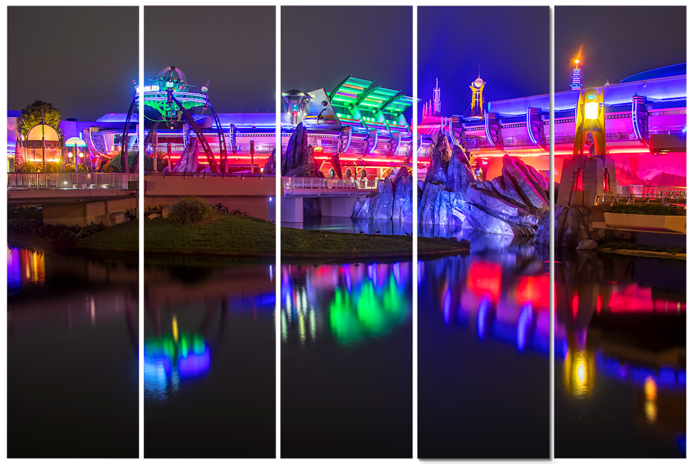 Reflections of Tomorrowland