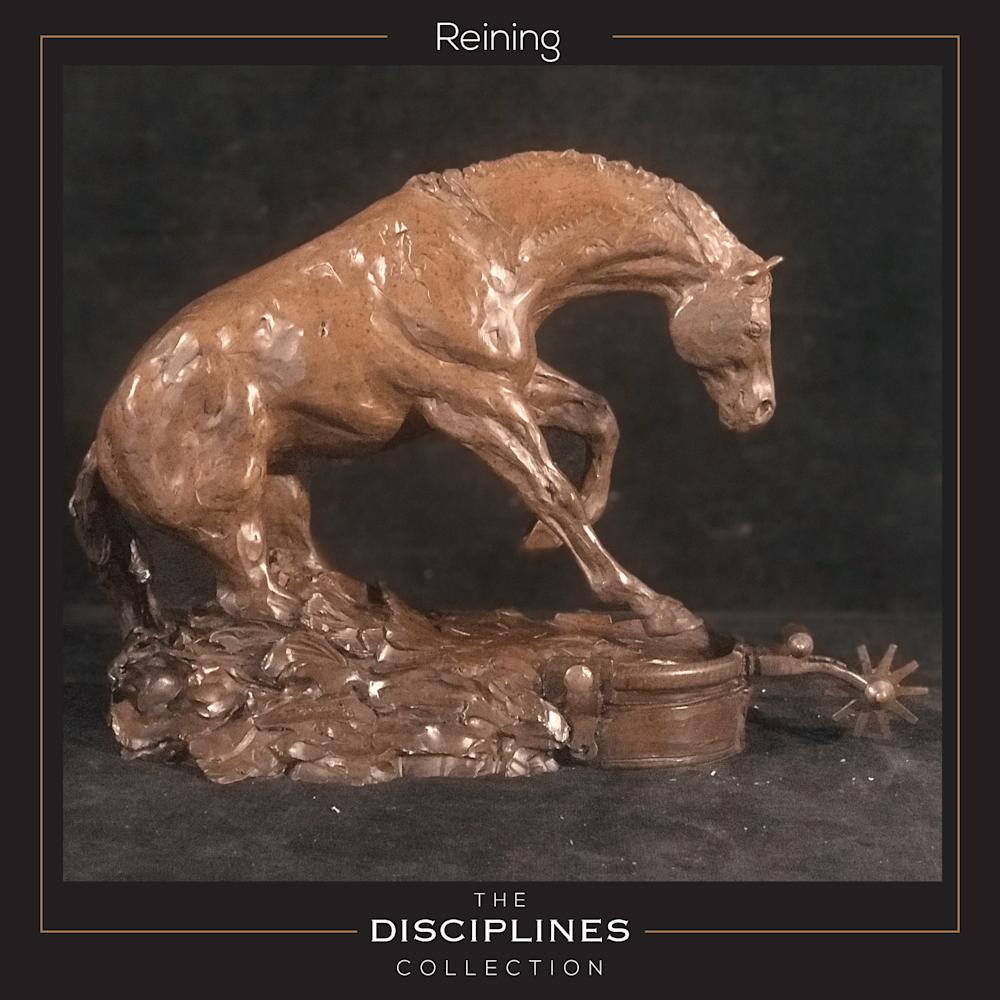Reining Sculpture
