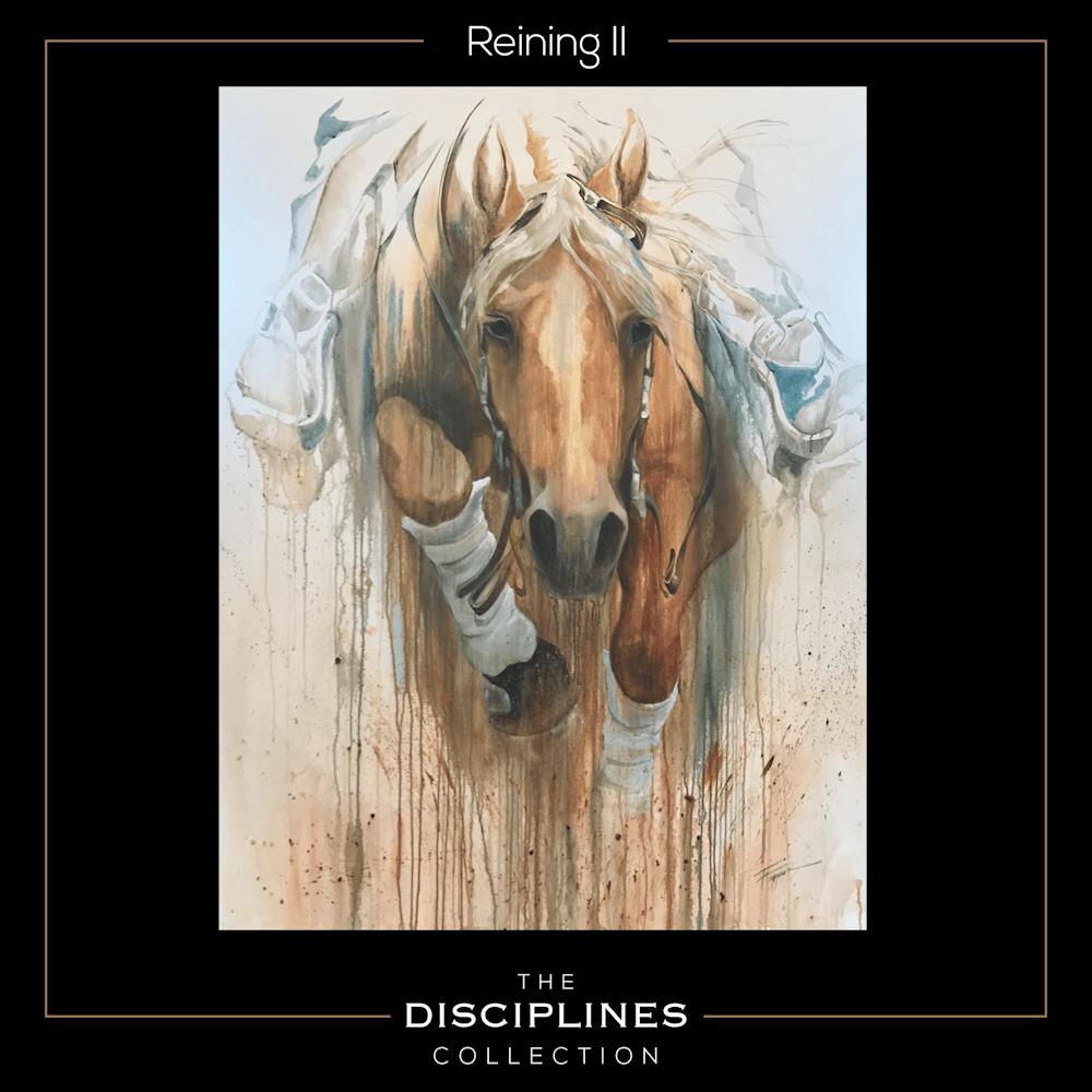 Reining Painting II